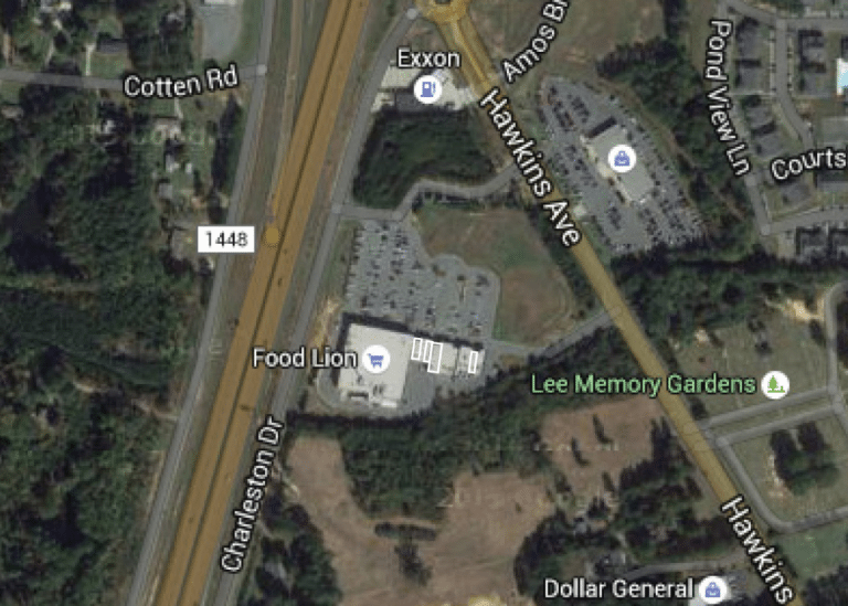 Northview Crossing – For Lease, Sanford, NC