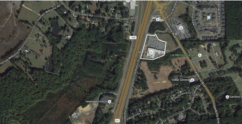 Northview Crossing – For Sale, Sanford, NC