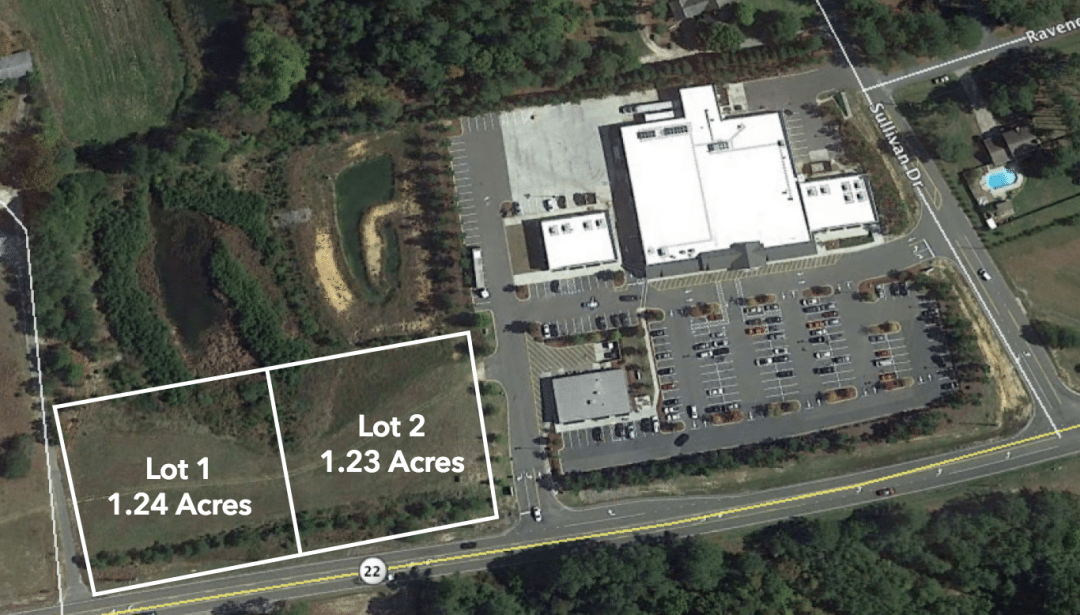 The Shoppes – For Sale, Whispering Pines, NC