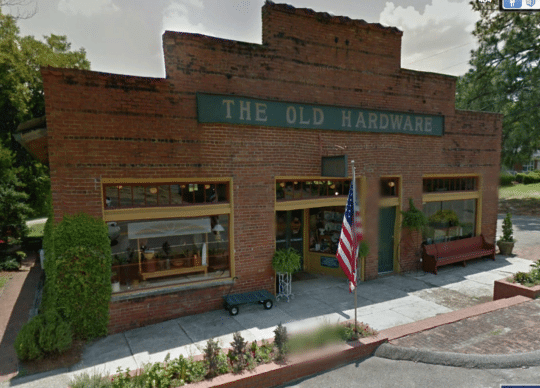 The Old Hardware Antiques & Dewberry Deli